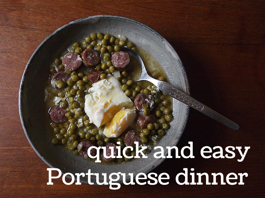 quick and easy portuguese dinner recipe by Nadja
