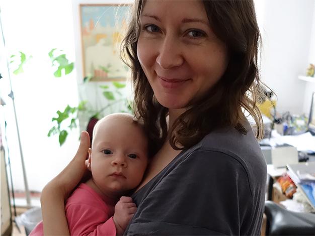 Nadja_mit_Baby